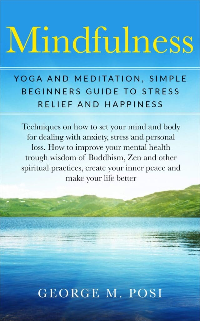 FREE BOOK PROMOTION Mindfulness: Yoga And Meditation